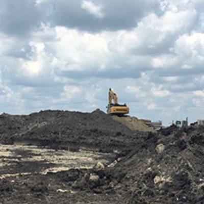 New Braunfels construction shot