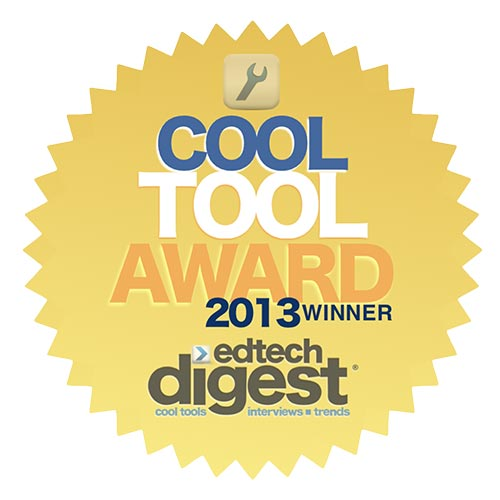 GuideK12 EdTech Cool Took Award 2013 Winner