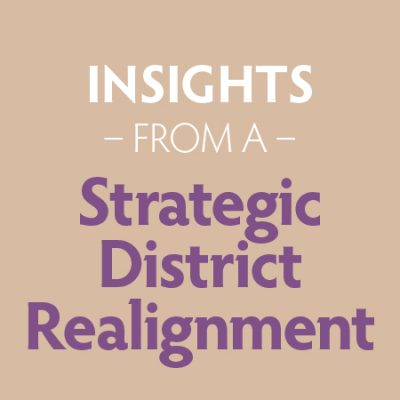 GK12 - Insights from a Strategic District Realignment