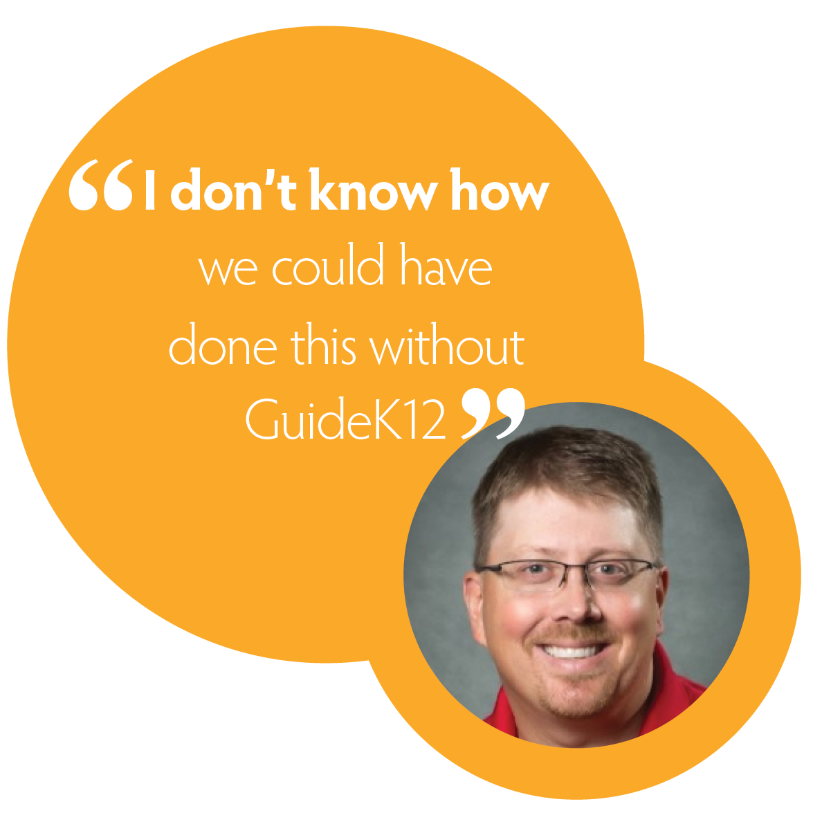 Gk12 - Mark Finstrom Quote