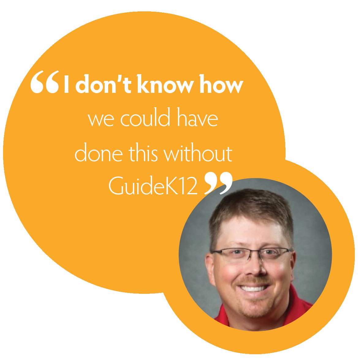 Gk12 - Mark Finstrom Quote