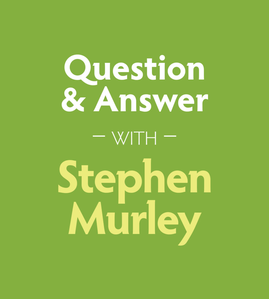 GK12 Q&A With Stephen Murley